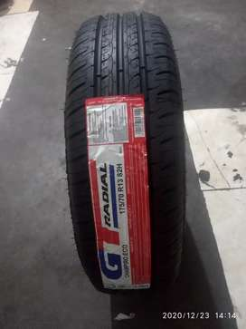 Jual ban lokal murah GT Champiro eco 175/70 R13 bisa Datsun go Xenia