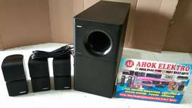 Bose acoustimass 7 home theatre speaker system 3.1ch made in mexico
