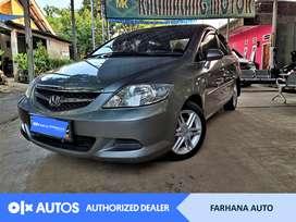 [OLX Autos] Honda City 2006 1.5 VTi Bensin M/T Abu-Abu #Farhana Auto