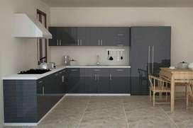 Modular Kitchen Wardrobes