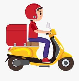 Delivery Boys Required