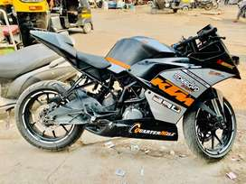 Ktm Rc 390 ABS urgent sale... in mint condition
