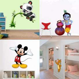 Wall sticker combo 4 delivery free all india