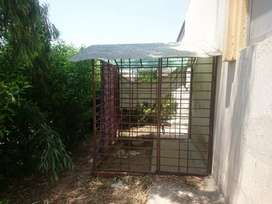 Dog House For Sale. Full Metal Body