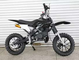 Brand New 49 cc Dirt Bikes Available For Sale