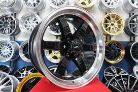 diskon 800 rbu velg racing pajero fortuner prado mux ring 20