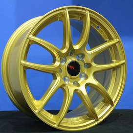 jual vel type hsr wheelKAMIKAZE 988 HSR Ring.16 Lebar.7 PCD.4X100-4X11