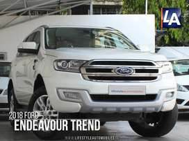 Ford Endeavour 2.2 Trend AT 4X2, 2018, Diesel