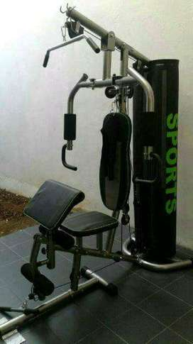 Alat fitnes Home Gym 1 Sisi Life Sports