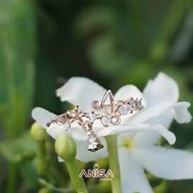 Jual cincin emas palladium