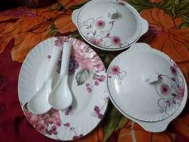 Dinner set 12 pieces
