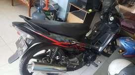 Supra X 125 tahun 2009