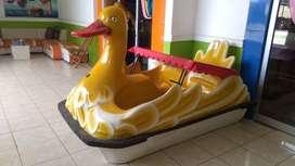 bebek fiber kuning mandi bola indoor wahana air usaha kekinian TWB
