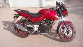 Bajaj Pulsar 180cc.. Good Running Condition with New Battery..