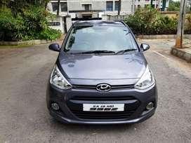 Hyundai Grand I10 Asta 1.2 Kappa VTVT (O), 2014, Petrol
