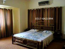 Room fully furnished available for rent on weekly and monthly basis