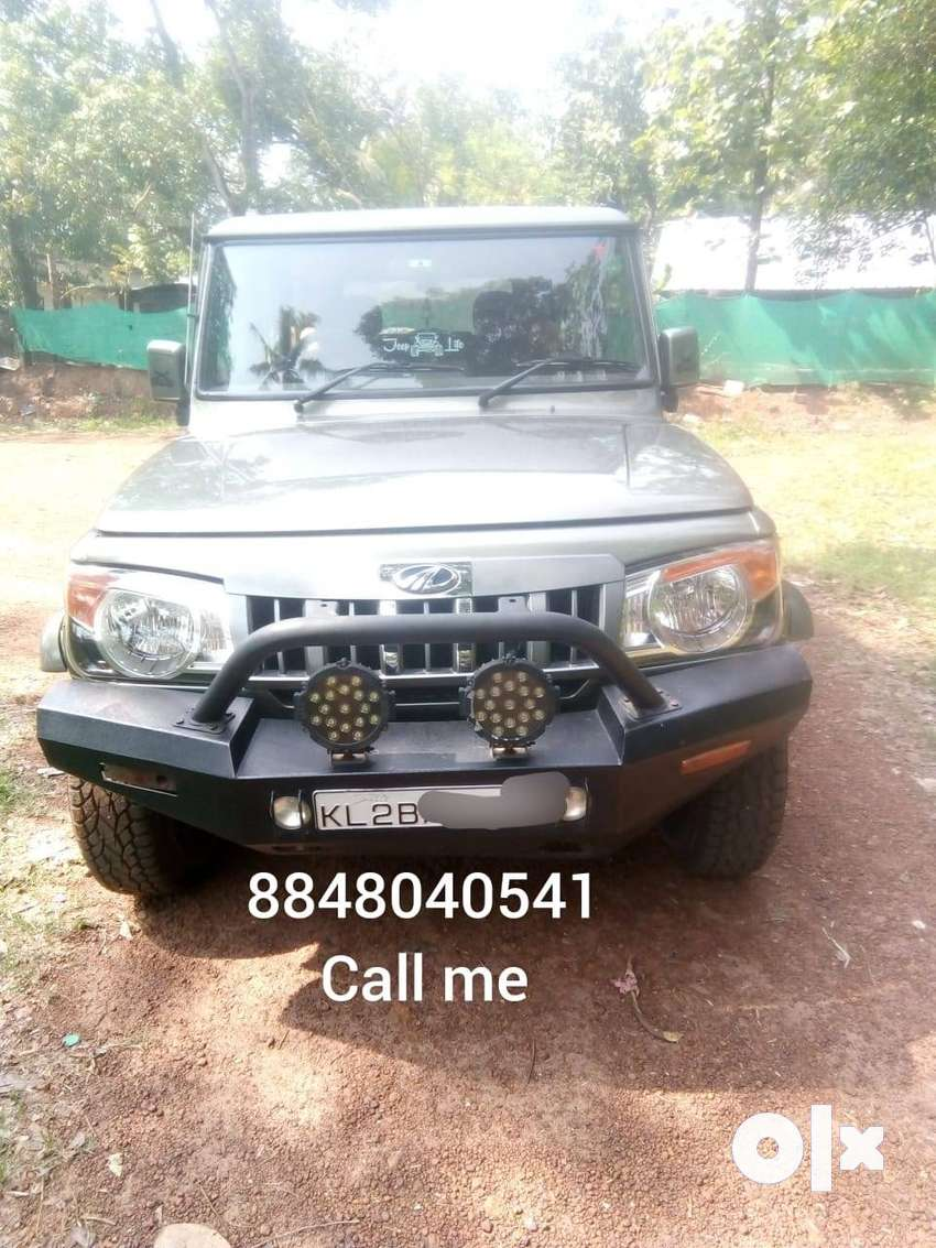 Mahindra Bolero Power Plus 2017 Diesel 60000 Km Driven