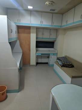 Commercial Furnished Beautiful flat On Rent in Prime Location