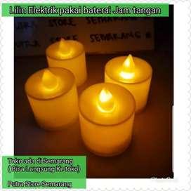 Lilin Elektrik Lilin Emergency Lilin Lampu penerangan
