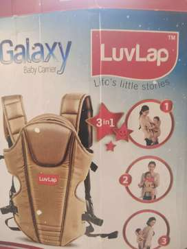 Luvlap partially used baby carrier