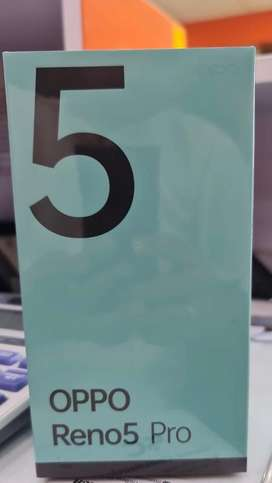 Oppo Reno 5 Pro Box Pack 1 year offical warrenty