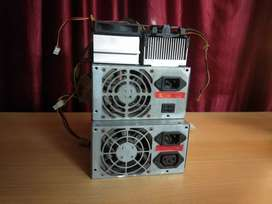 Computer power supply (smps) with fans