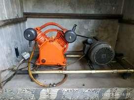 Mesin kompresor 2 piston