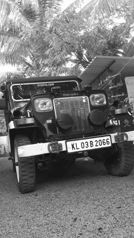 Mahindra Jeep 1995 Diesel Well Maintained
