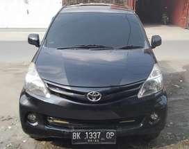 Toyota Avanza E plus 2012