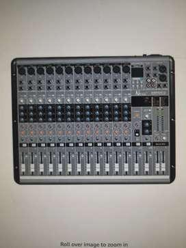 Sound system dj audio mixer
