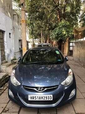 Hyundai Elantra 1.8 SX Automatic, 2013, Diesel