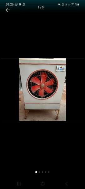 Air Cooler Full Size 6 Pankhon wala