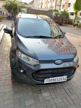 Ford Ecosport 2016 Diesel Well Maintained