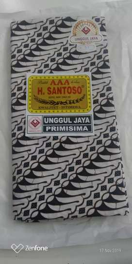 Kain Batik Stripe Unggul Jaya