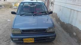 Mehran vxr 2012 full original