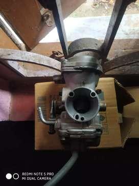 Pulsar carburetor Gd working