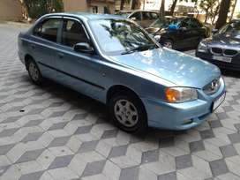 Hyundai Accent CRDi, 2004, Diesel