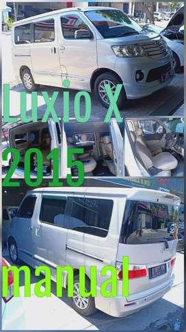 PROMO BULAN INI khusus 30 pembeli ! Daihatsu Luxio 1.5 X manual 2015