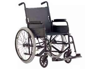 Wheel chair  only 1 week used