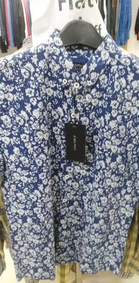 Zara SlimFit Shirt | Cotton | export rejected
