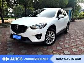 [OLXAutos] Mazda CX5 2.0 GT Bensin A/T 2012 Putih #RasyaAuto