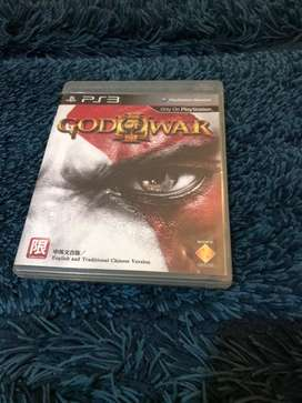 BD PS3 GOD OF WAR 3