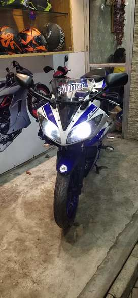 Limited Edition Yamaha R15 V2 For Sale