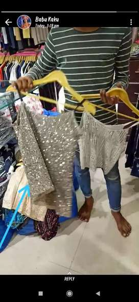 Imported tops