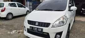 Jual Ertiga 2012 GX istimewa low KM 50rb..