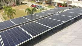 2 KW And 5 KW ongrid solar power plant