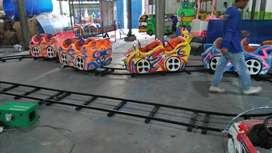 DAP Jual odong kereta mini coaster balapan
