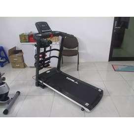 Treadmill 607 full Spec siap antar bisa bayar ditujuan