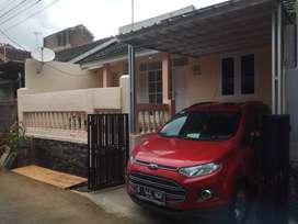 Disewakan (Dijual) Rumah 2 Lantai Siap Pakai Di Cimanggis, Depok