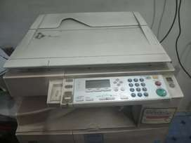 Richo photo copy machine